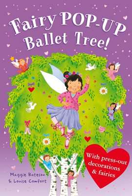 Book cover for Treetop Fairies: Fairy Pop-up Ballet...